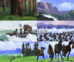 horse, horses, and movie image