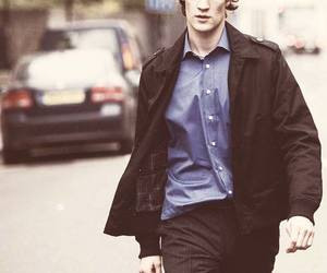 matt smith, doctor who, and 11th image