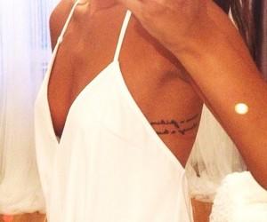tattoo, girl, and fashion image