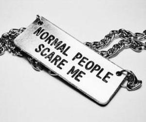 people, necklace, and normal image
