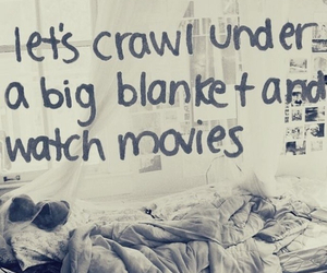 love, movies, and quotes image