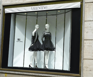 Valentino and window image