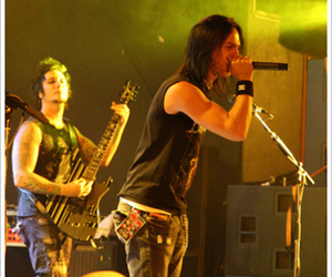 bullet for my valentine, synyster gates, and matt tuck image