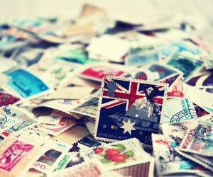 stamp, london, and england image