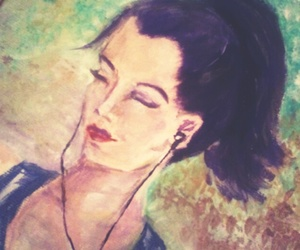 art, hipster, and beauty image