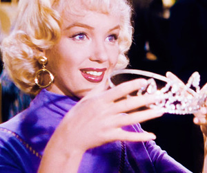 Gentlemen Prefer Blondes and Marilyn Monroe image