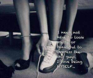 Basketball and heels image