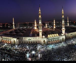 islam, masjid, and muslim image