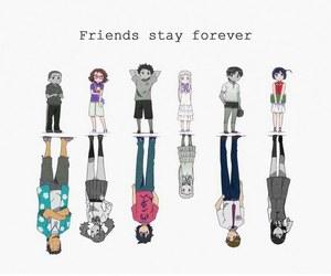 anime, anohana, and friends image
