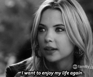 pretty little liars, life, and quote image
