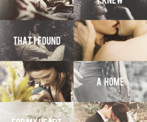 bella, eternity, and forever image