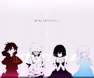 days, project, and kagerou days image