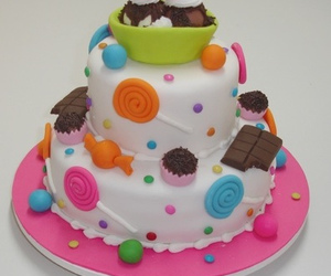 cake and candy image
