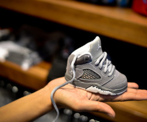 cute, baby, and shoes image