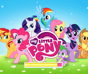 colour, good, and my little pony image