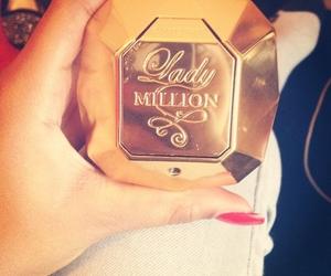 million, lady, and perfume image