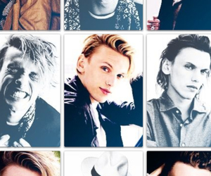 jace and Jamie Campbell Bower image