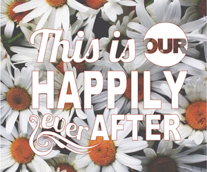 background, daisies, and happy image