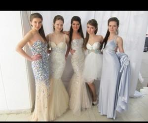 classy, dress, and elegant image