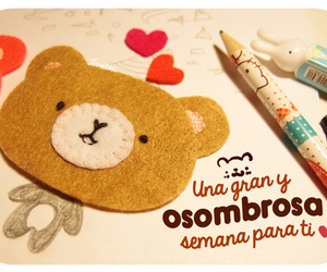 awesome, bear, and doodles image