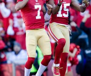 NFL, niners, and colin kaepernick image