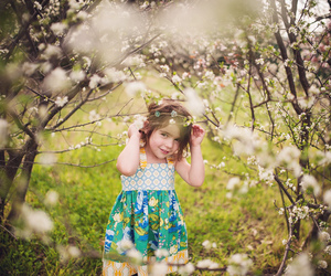 child, flickr, and girl image
