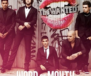 the wanted, word of mouth, and nathan sykes image