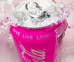 cola, perfect, and pink image