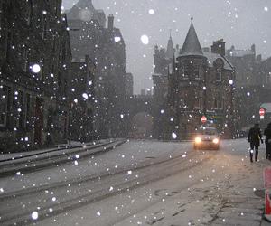 beautiful places, edinburgh, and scotland image