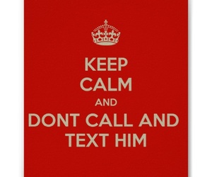 call, girl, and him image
