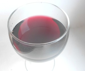 glass, lovely, and red image