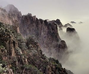 china and huangshan image