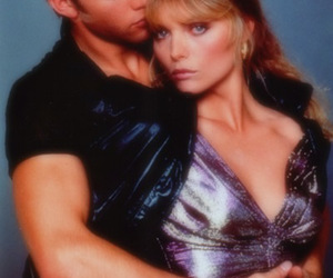 michelle pfeiffer, grease 2, and maxwell caulfield image