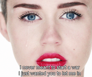 miley cyrus and wrecking ball image