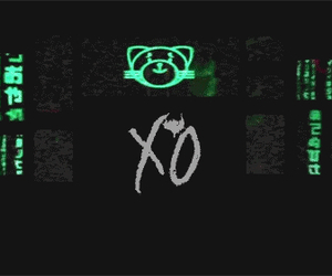 xo, the weeknd, and 9 10 image