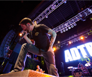 concert, a day to remember, and music image
