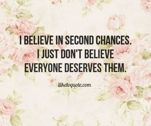 quote, believe, and chance image