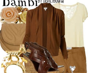 bambi, disney, and fashion image