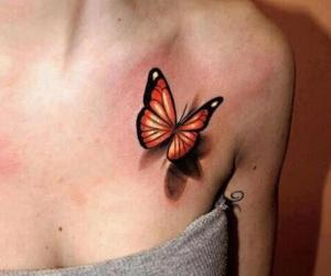 3d, love, and tattos ideas image