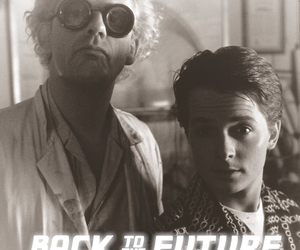 back, future, and michael image