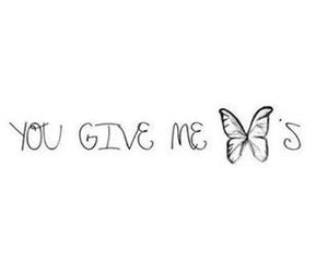 butterfly, love, and quotes image