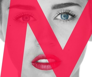 blue eyes, cover, and wrecking ball image