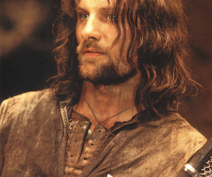 aragorn, lord of the rings, and LOTR image