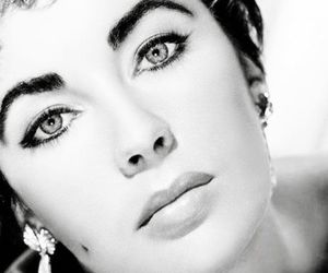 beautiful, beauty, and old hollywood image