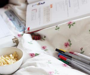 food and study image
