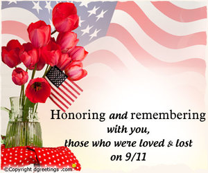 patriot day card image