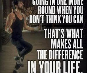 fit, work out, and fitness image