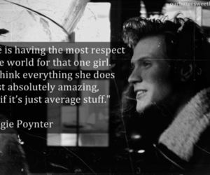dougie poynter, McFly, and quote image