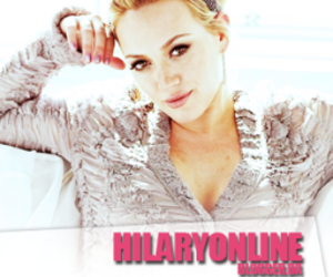 avatar, blonde, and Hilary Duff image