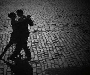 tango, dance, and couple image